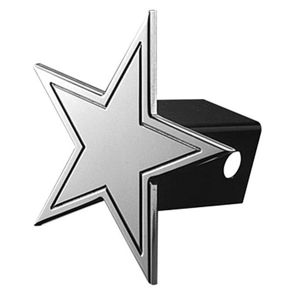 AMI® - Universal Polished Star Hitch Cover