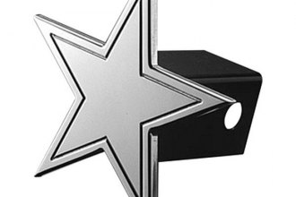 AMI® - Polished Star Hitch Cover