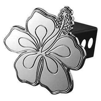 "AMI® - Polished Hula-Biscu Hitch Cover for 2"" Receivers"