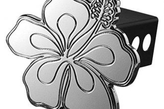 AMI® - Polished Hula-Biscu Hitch Cover
