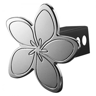 "AMI® - Polished Hula-Meria Hitch Cover for 2"" Receivers"