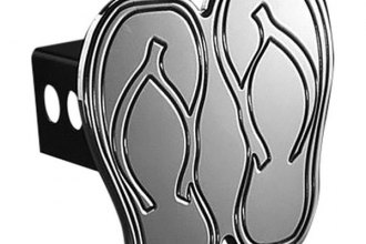 AMI® - Hula-Flops Polished Hitch Cover