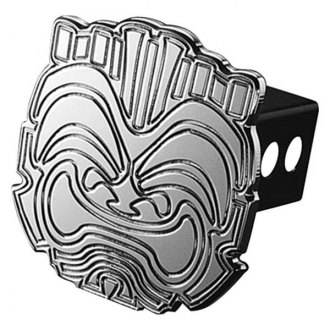 "AMI® - Polished Hula-Tiki Hitch Cover for 2"" Receivers"