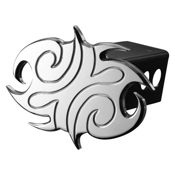 AMI® - Universal Polished Tribe Hitch Cover