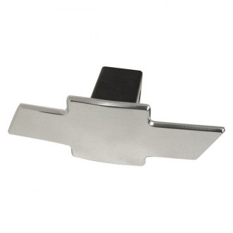 AMI® - Universal Polished Chevy Bowtie Hitch Cover