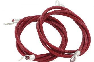 AMI® 5113R - Red Hood Pin Cables