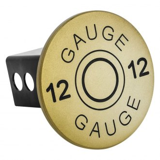 "AMI® - 12 Guage Hitch Cover for 2"" Receivers"