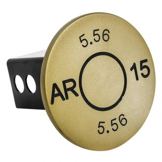 "AMI® - AR-15 5.56 Hitch Cover for 2"" Receivers"