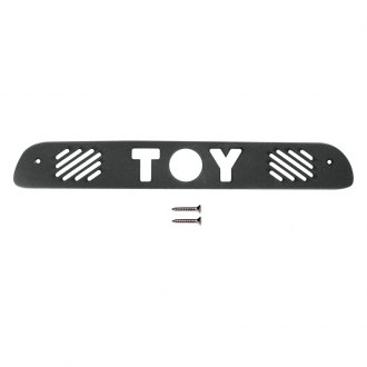AMI® - TOY Style Black Powder Coat 3rd Brake Light Cover