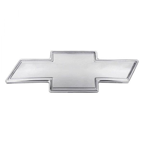 ami174 96141c chevy bowtie style chrome grille emblem