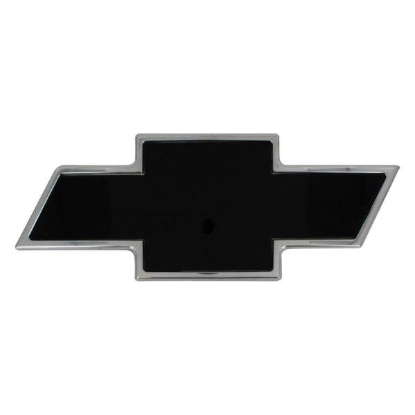 ami174 96195kc chevy bowtie style black grille emblem
