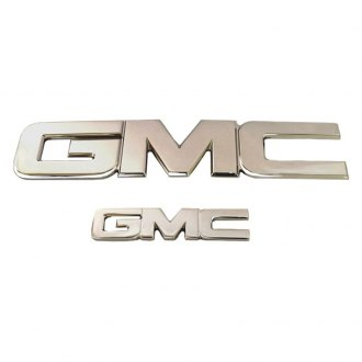 AMI® - GMC Style Grille and Tailgate Emblems