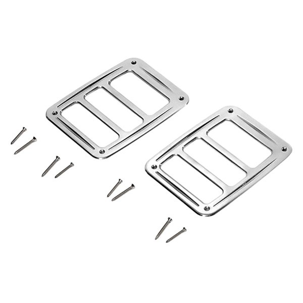 AMI® - Polished Billet Tail Light Bezels