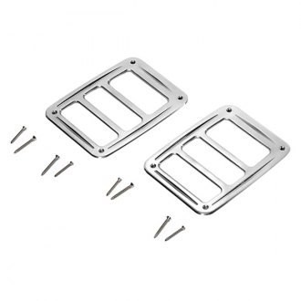 AMI® - Polished Billet Tail Light Covers