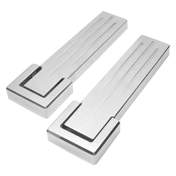 AMI® - Polished Billet Tailgate Hinge Covers