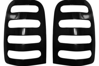 AMI® - V-Tech Originals Style Black Tail Light Covers