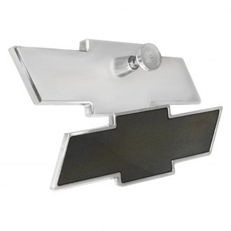AMI® - 8 Bowtie Style Brushed Rear View Mirror