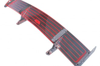 AMI® - Lined G-Wing Lighted Rear Spoiler
