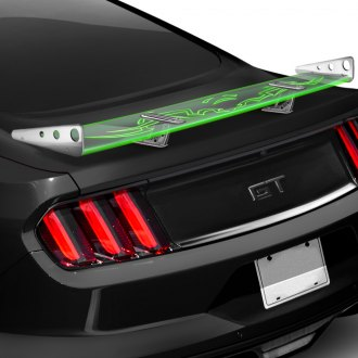 AMI® - G-Wing Lighted Rear Spoiler