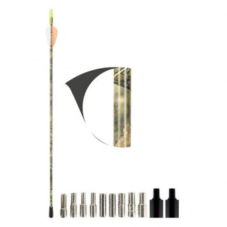 AmmoTenna® - Hunting Arrow Replica Antenna with Fiberglass Mast
