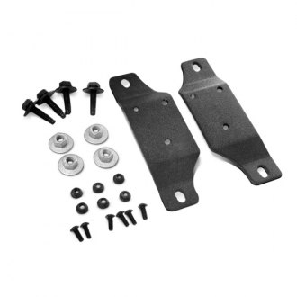 AMP Research® - BedXTender HD™ Black Mounting Bracket Kit