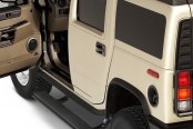 AMP Research® - PowerStep™ Powdercoat Running Boards