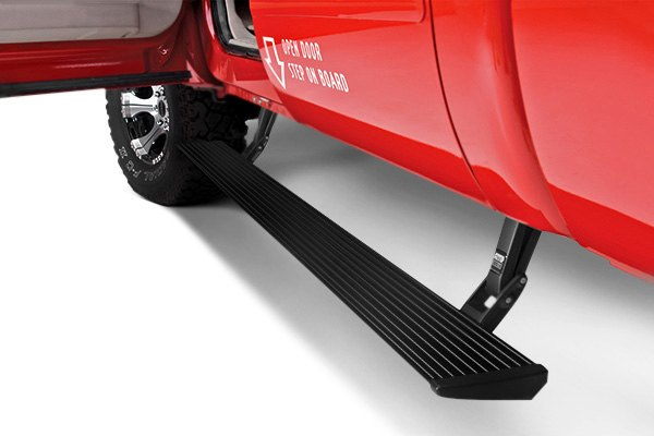 AMP Research® - PowerStep™ Running Boards, Deployed