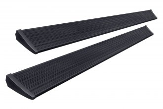AMP Research® - PowerStep™ Black Powdercoat Running Boards