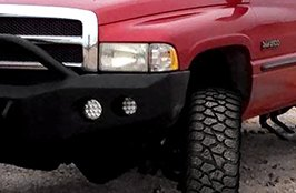 AMP® - Terrain Gripper Tires on Dodge Ram