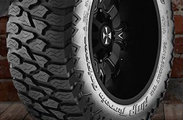 AMP® - Terrain Gripper Tires