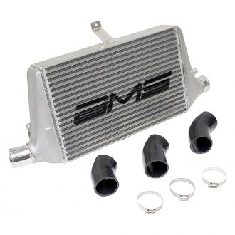AMS® - Front Mount Intercooler with Logo