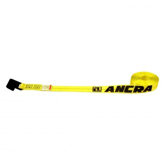 Ancra® - 2 x 25' Strap with Flat Hook