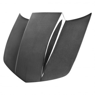 Anderson Composites® - CP-Style Carbon Fiber Hood