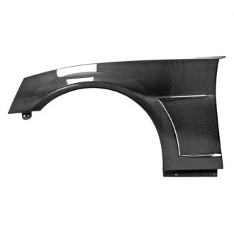 Anderson Composites® - SS-Style Carbon Fiber Front Fenders