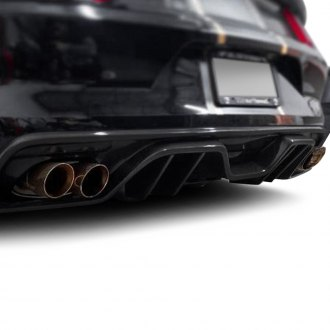 Anderson Composites® - AR-Style Carbon Fiber Rear Diffuser/Valance