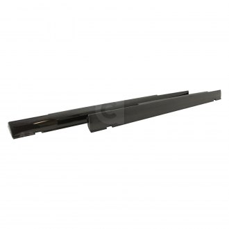 Anderson Composites® - OE-Style Carbon Fiber Side Skirts