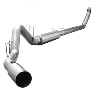 Ansa® - Silverline™ Single Turbo-Back Exhaust System with Single Exit