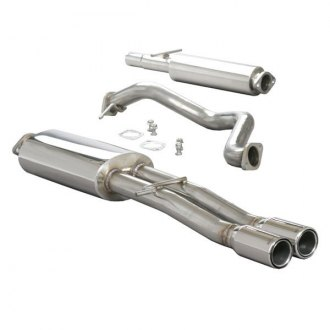 Ansa® - Silverline™ 304 SS Cat-Back Exhaust System