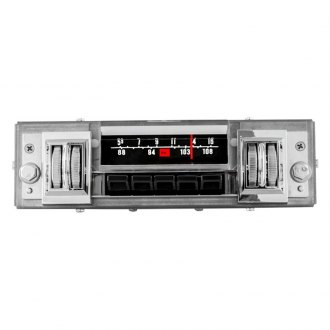 1969 Plymouth Roadrunner Classic Car Stereos & Radios — CARiD.com