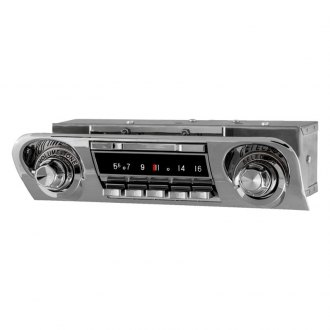 Antique Automobile Radio® - AM/FM Factory Style Wonderbar Radio with Bluetooth