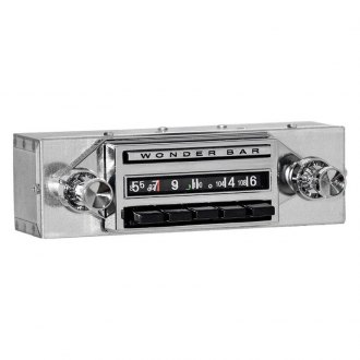 Antique Automobile Radio® - Dream Line AM/FM OE Style Radio with Bluetooth