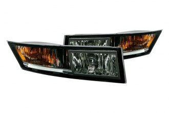 Anzo® - Clear Euro Fog Lights