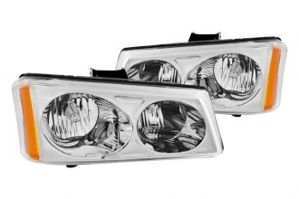 Anzo® - Clear Euro Headlights