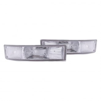 Anzo® - Chrome Euro Turn Signal / Parking Light