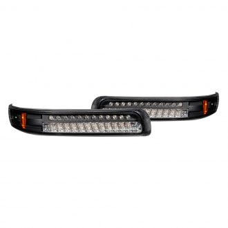 Anzo® - Black LED Turn Signal / Parking Light