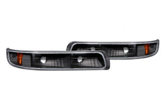 Anzo® - Black Euro Turn Signal / Parking Light