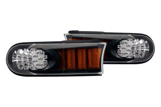 Anzo® - Black LED Parking Lights