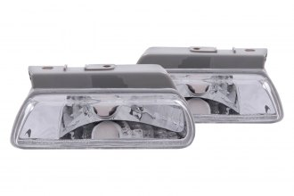 Anzo® - Clear Euro Parking Lights