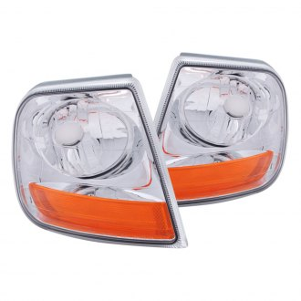 Anzo® - Clear Euro Corner Lights