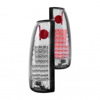 Anzo® - Chrome G2 LED Tail Lights